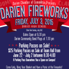 Darien Fireworks 2015 From Brochure