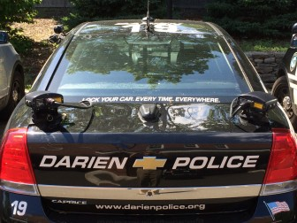 Darien Police Lock Your Car Every Time