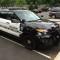 Darien Police SUV Pointed Right