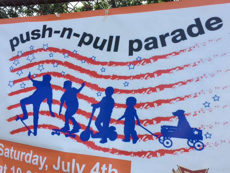 Darien Push-n-Pull Parade 2015