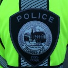Darien Police Patch Green Jacket