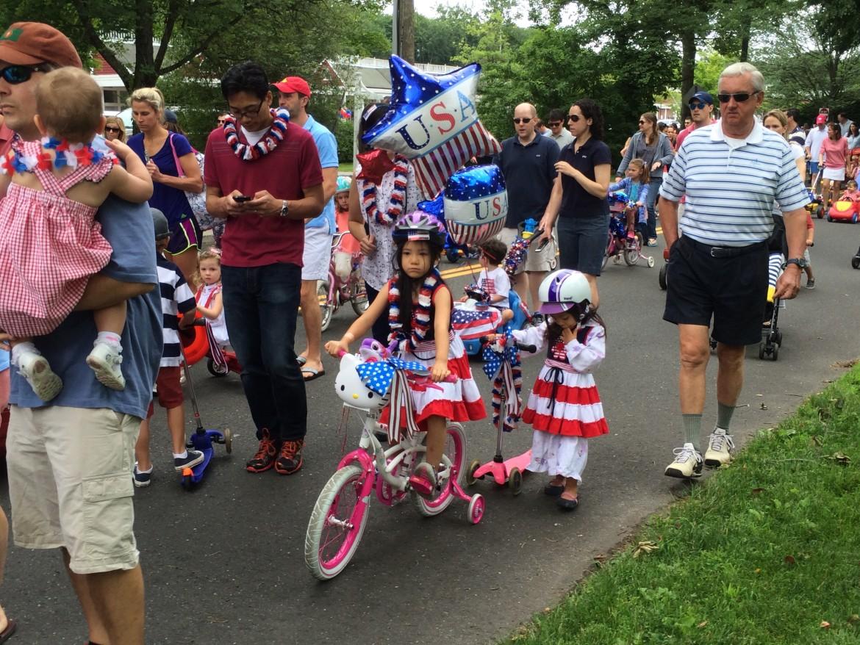 Parade Push-n-Pull Darien CT 2015