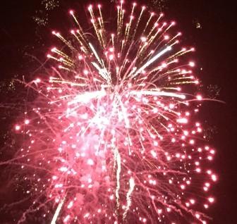 Penny Spanos Darien Fireworks 2015