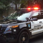 Darien Police Car Lights Police Lights
