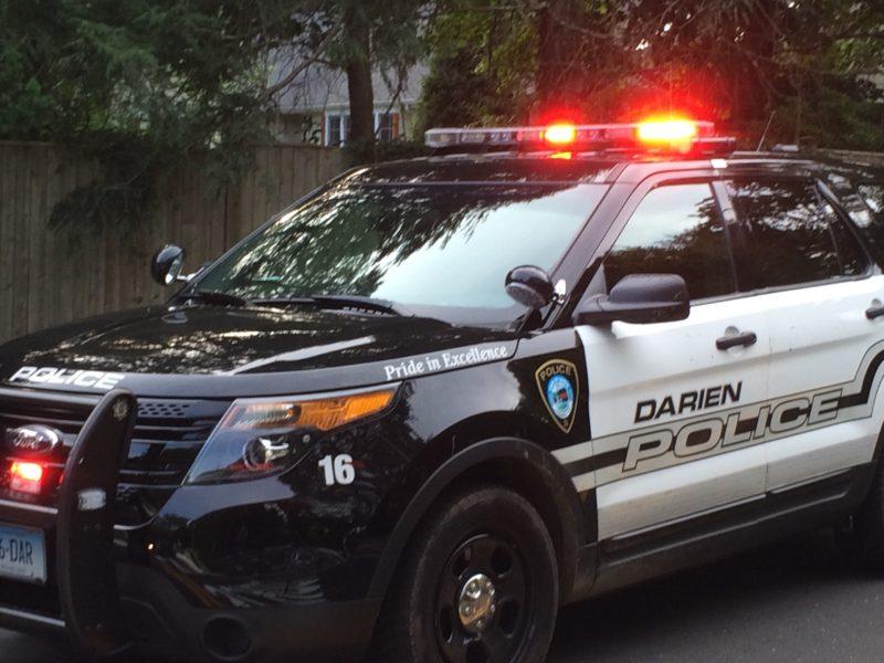 Darien Police Car Lights Police Lights