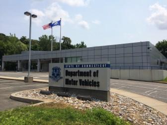 DMV Norwalk Hub Office Distant View