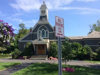 No Parking St. John Church