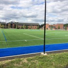 Athletic Field Oval Darien High School