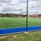 Athletic Field Oval Darien High School