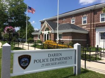 Darien Police Station