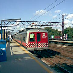Metro-North Train