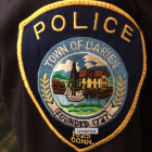 Police Shoulder