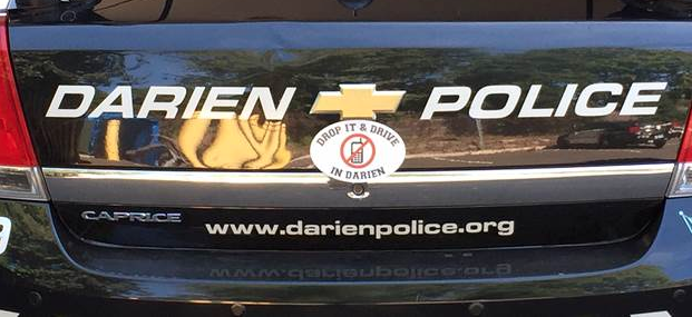 Drop It and Drive Darien Police