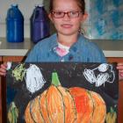 Olivia Sapper Halloween art 10-8-15