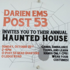 Darien EMS-Post 53 Haunted House