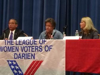 LVW Darien candidates forum 2015