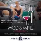 Dynamic Athletics 11-5-15