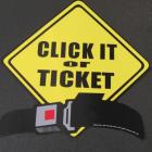 Click It or Ticket Darien Police