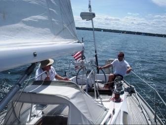 Swiggart sailing