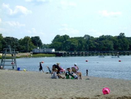 Weed Beach