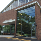 Mather Center Entrance