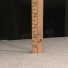 Stevenson snow total