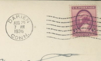 Letter to the Editor Stamp
