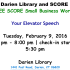 Elevator Speech how-to 2-8-16
