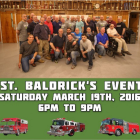 Darien Fire Department St. Baldrick's Twitter 3-19-16