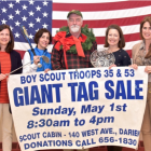 Scout Tag Sale 2016 3-25-16