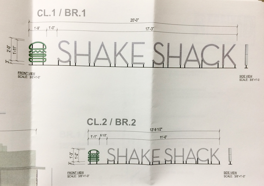 Shake Shack signs designs 3-25-16