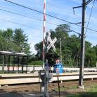 Talmadge Hill Railroad Station
