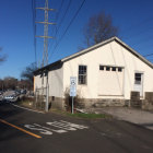 Building Noroton Heights Train Station 3-3-16