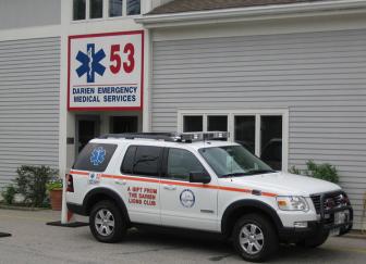Darien EMS-Post 53 Post 53 34-2-16