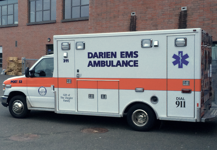 Post 53 Darien EMS