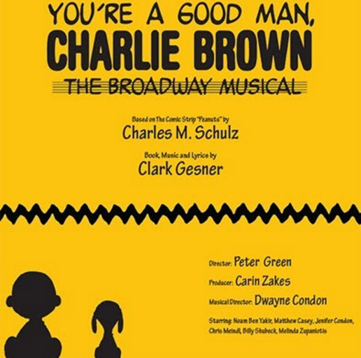 youre a good man charlie brown keeping the peanuts spirit through a play