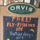 Orvis Fly Fishing Classes 2016 4-15-16