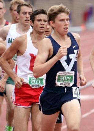 James Randon running 4-21-16