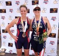 Amy Dixon medals 4-21-16