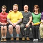 You're a Good Man Charlie Brown cast DAC 4-21-16