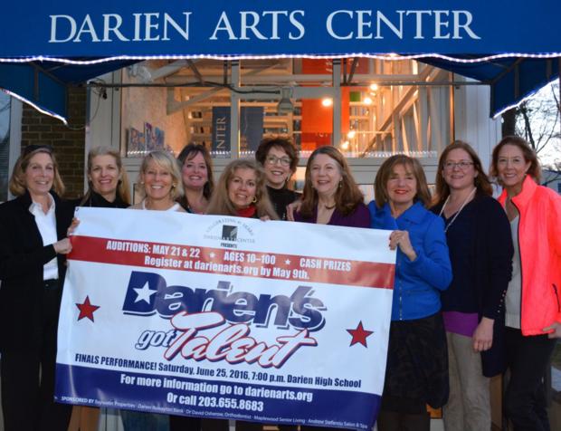 Darien's Got Talent team 4-27-16