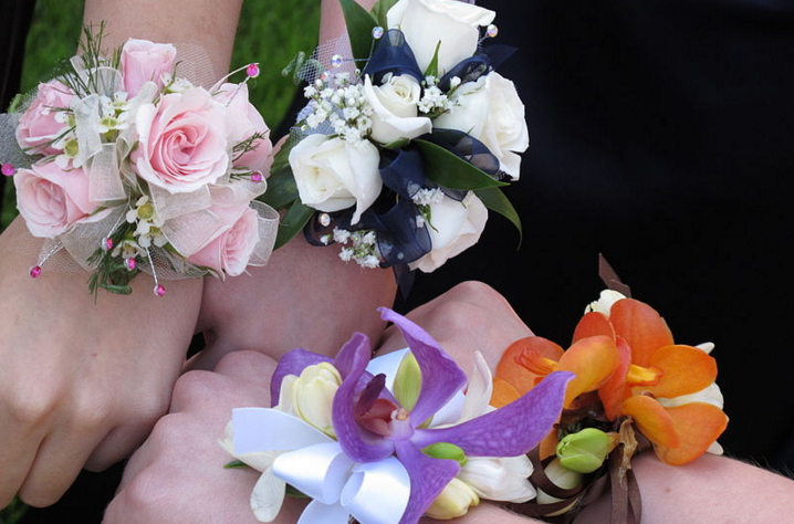Corsages (photo by StretchyBill on Flickr)