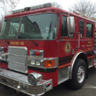 Darien Fire Department Engine 1 5-11-16