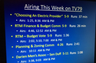 Darien TV79 tweet 5-14-16