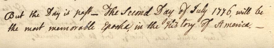 John Adams July 2 5-17-16