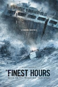 The Finest Hours movie 5-22-16