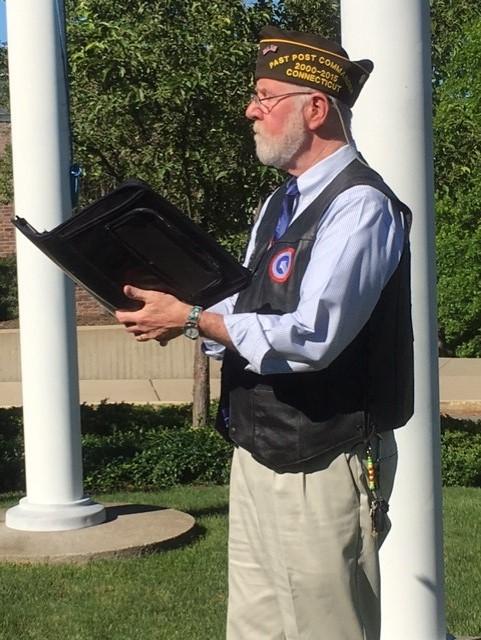 Phil Kraft Flag Day 6-14-16