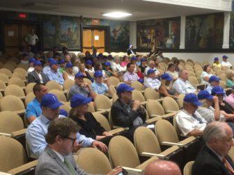 Caps at hearing 6-22-16