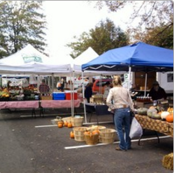 Darien Farmers Market