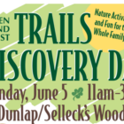 Trails Discovery Day poster TOP 6-3-16